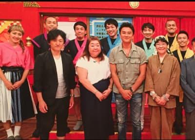 本日、日本テレビ「逢喜利」に松島乃里実先生がご出演!