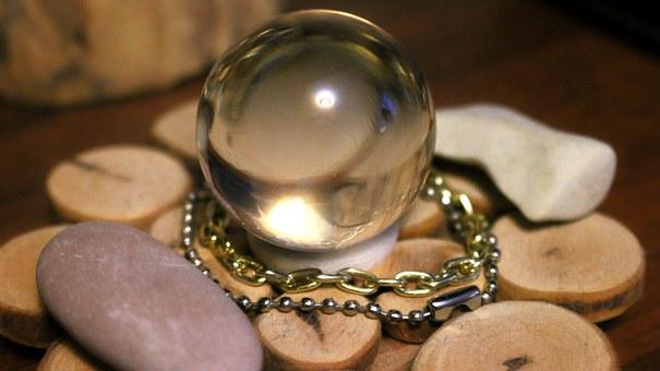 水晶の写真
