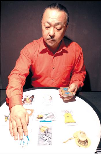 大阪ミナミの占いの館ジュピターに在籍しているバロン 章先生