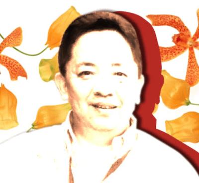 ハリー田西先生の公式画像