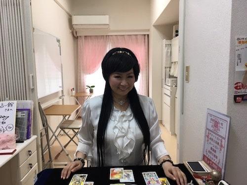 薔薇色の占い館妃ジュエルの妃ジュエル~Kisaki☆Jewel~先生の画像