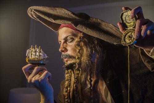 海賊の画像