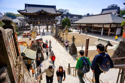 成田山新勝寺の公式画像