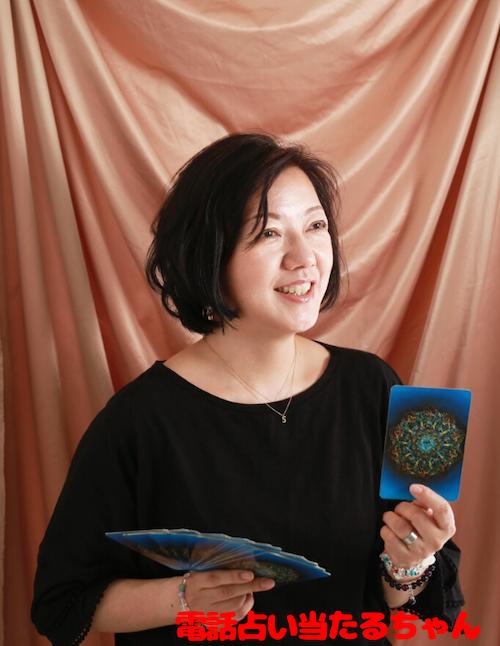 スピリチュアルカウンセリング&占いサロン「ミライなび」横浜元町中華街で当たると人気な占い師2:玻瑠香(パルカ)先生