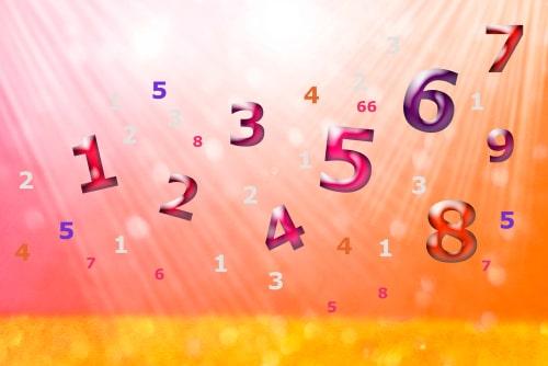 数秘術のイメージ画像