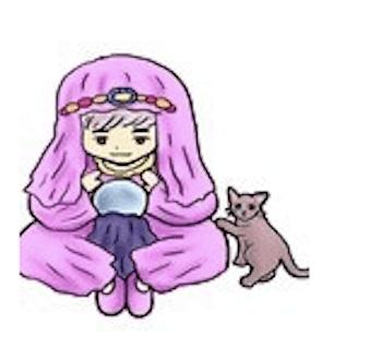 猫カフェねこwith占いでおすすめの占い師:クプア晃慈先生