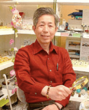 ラピス二星でおすすめの占い師:前田伸和先生