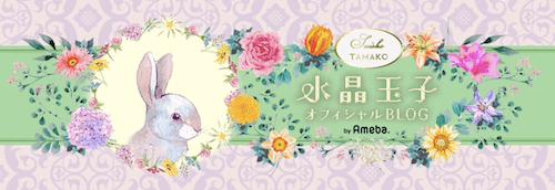水晶玉子先生の本や公式ブログ