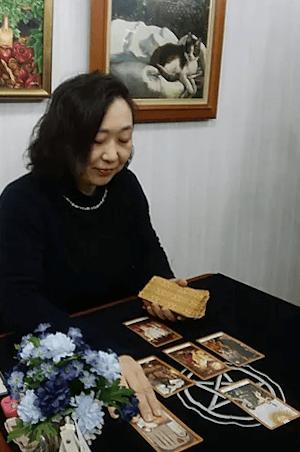 開運館でおすすめの占い師:先野響春(さきのきょうしゅん)先生