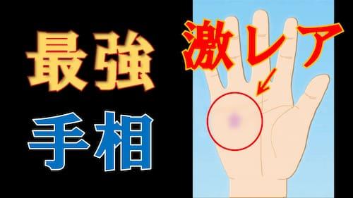 占い館セレーネYouTubeチャンネルで水森太陽先生によるレア手相動画が公開!